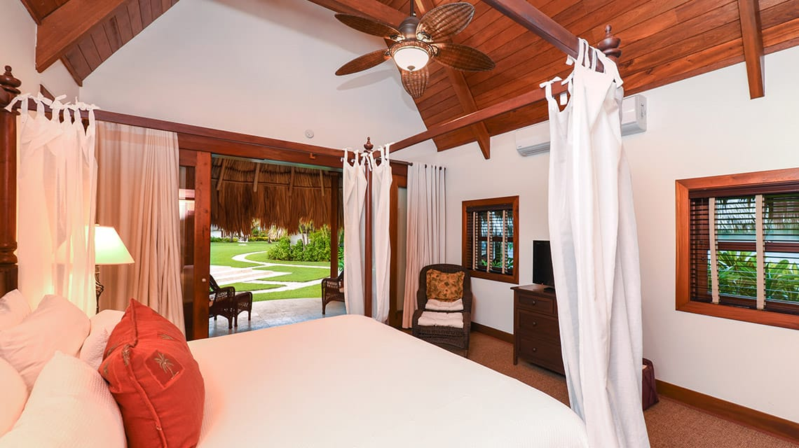 Bedroom in Luxury Villa at Victoria House Resort and Spa