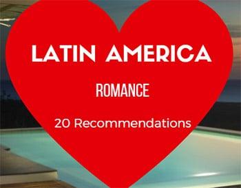 Latin America romance 20 recommendations