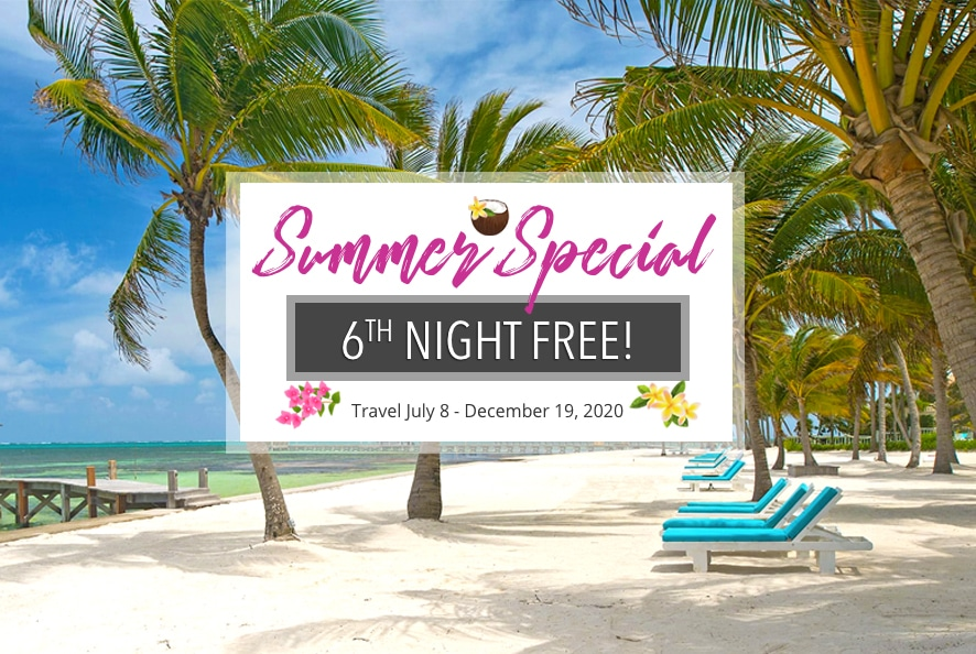 Summer Special: 6th night free at Victoria House Resort and Spa