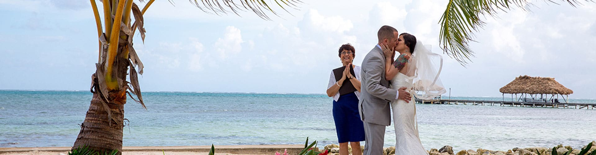 Ambergris Caye, Belize Elopement Package