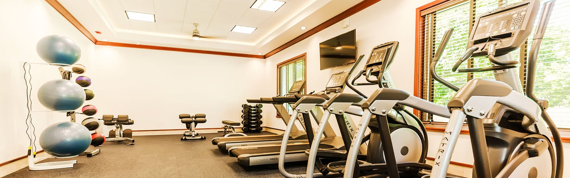 Fitness at Victoria House