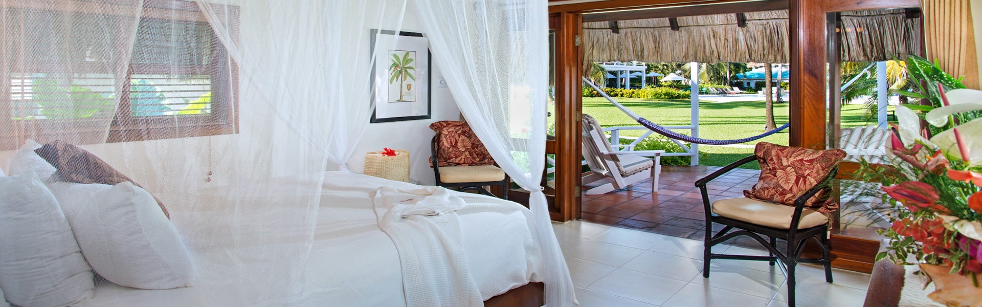 Victoria house beach resort housekeeping