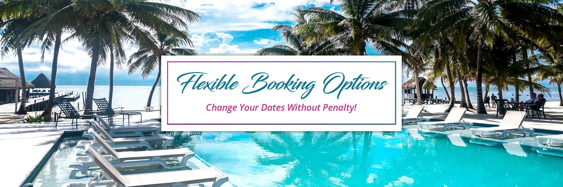 Victoria house flexible booking