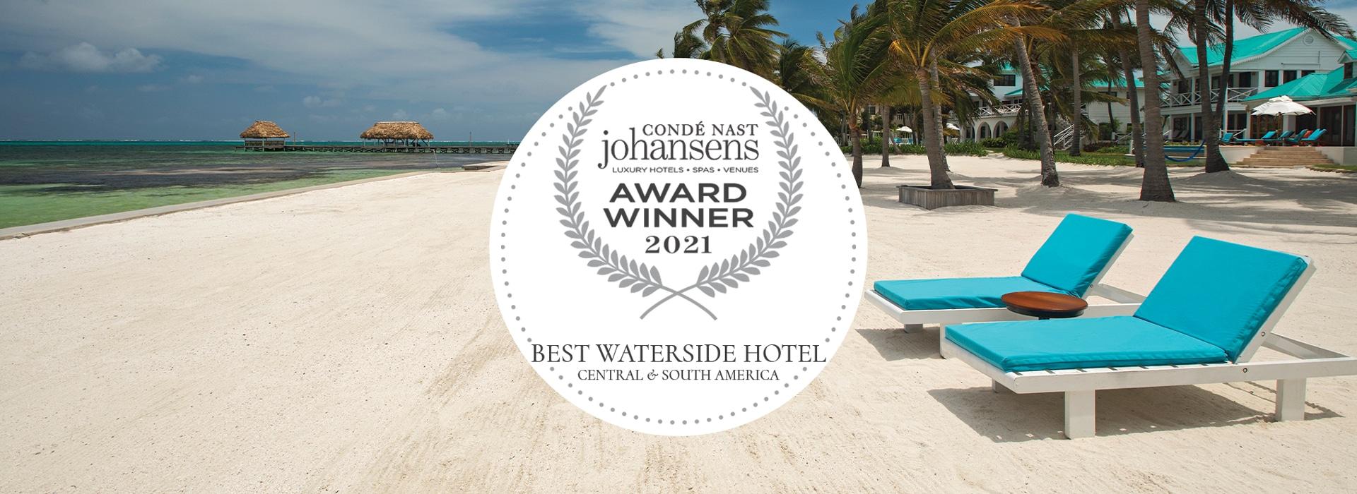 2020 Award Winnerl at Victoria House Resort & Spa, Belize
