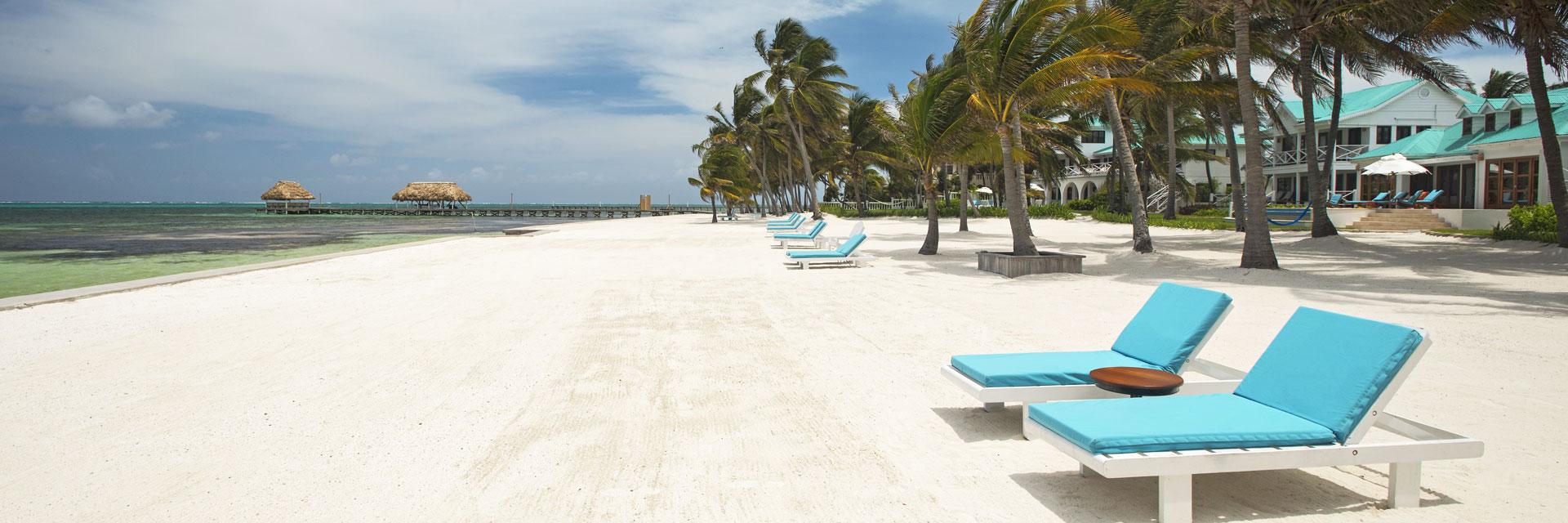 Beach Chairs - Victoria House