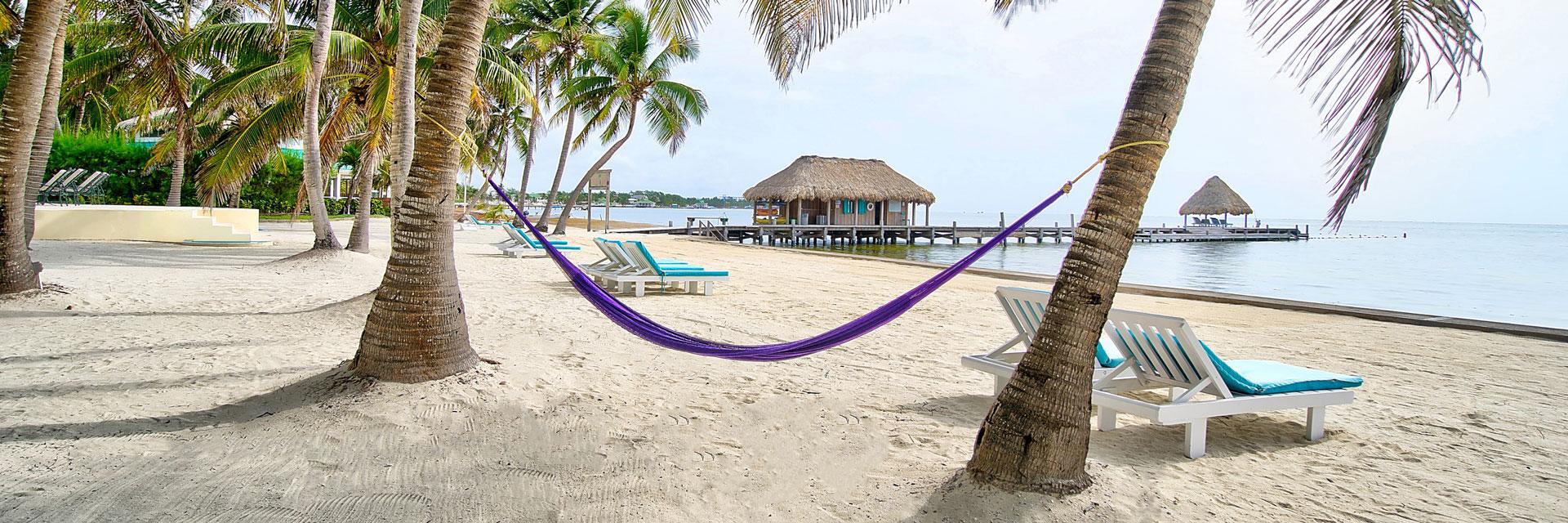 Beach Hammock - Victoria House Beach Resort