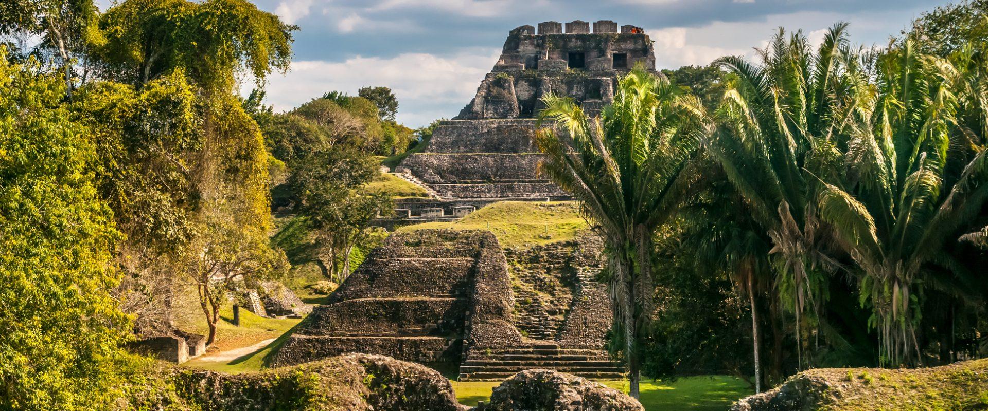 Xunantunich - Mayan Ruins